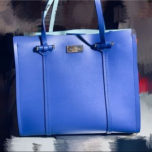 Kate Spade Blue Crossbody bag